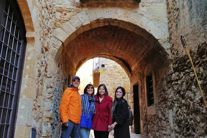 Girona and Costa Brava Small-Group Tour with Hotel pickup from Barcelona, Barcelona, Spain