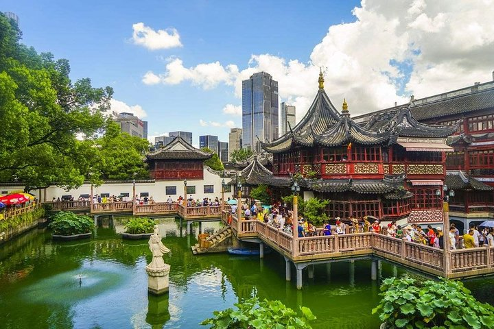 Private Customized Airport Layover Tour of Shanghai City Highlights, Shanghai, CHINA