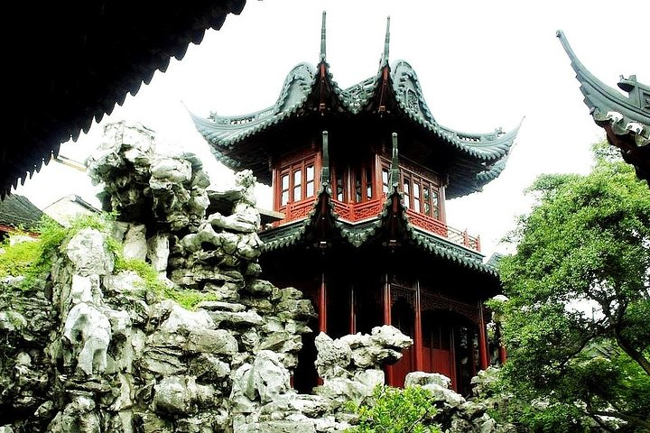 Private Full-Day Tour: Shanghai Old and New Highlights, Shanghai, CHINA