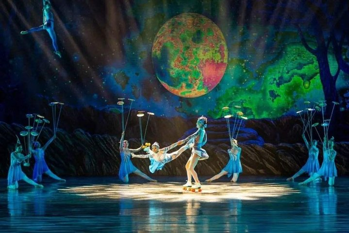 Yinchuan Acrobatic Show Tickets with Round Trip Private Transfer, Yinchuan, CHINA