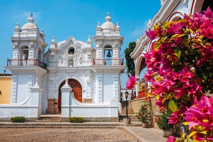 Full Day from Lima: Paracas National Reserve, Ballestas Islands & Secret Tunnels, Lima, PERU