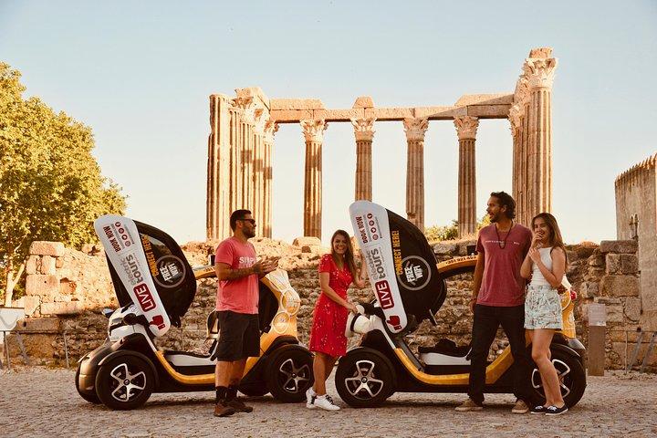 Evora Freedom: Self-Drive Private City Tour in E-Cars, ,