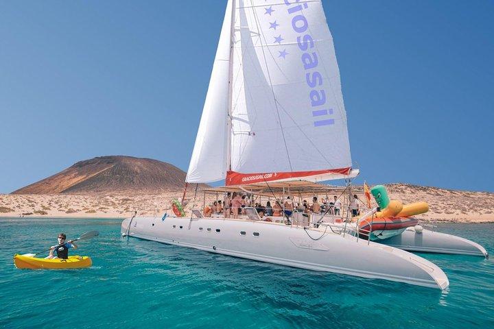 Day Sail to La Graciosa, Arrecife, ESPAÑA
