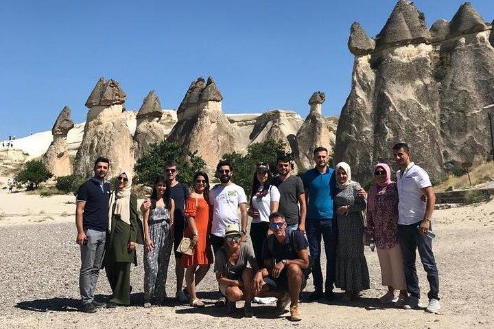 Cappadocia Red Tour, Urgup, Turkey