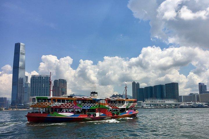 Tour privado en auto en español o portugués, ¡disfruta Hong Kong con comodidad!, Hong Kong, CHINA