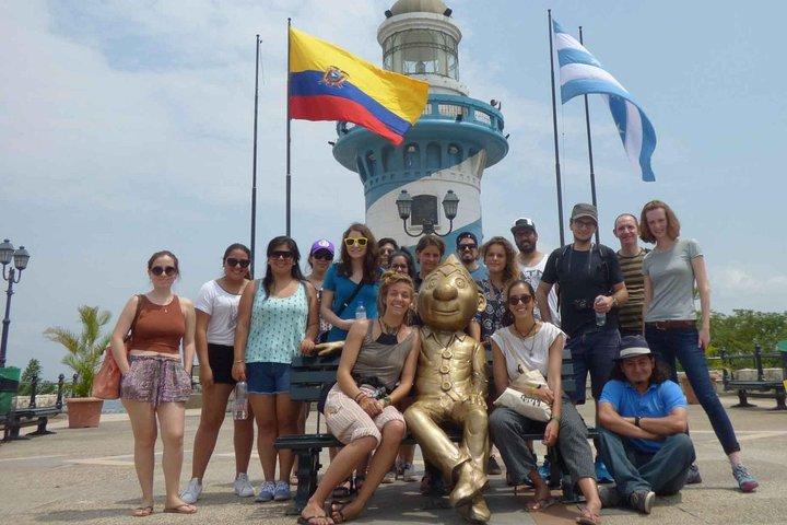 City Tour en Guayaquil - Parque de las Iguanas - Malecón 2000 - Las Peñas, Guayaquil, ECUADOR
