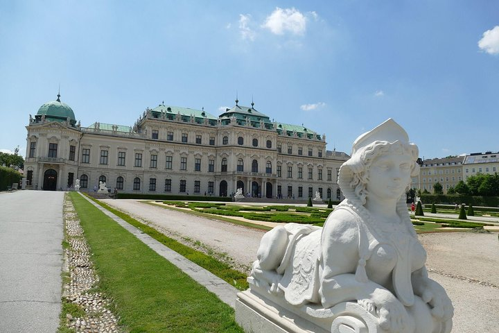 Belvedere Palace 2.5-Hour Small-Group History Tour in Vienna, Viena, AUSTRIA