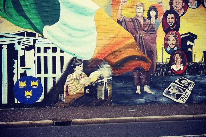 Official World Famous Belfast Taxi Tour, Belfast, IRLANDA