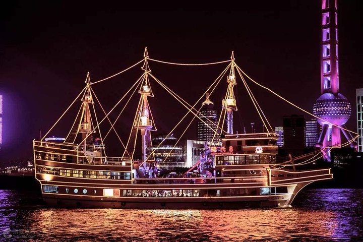 Din Tai Fung Dinner and VIP Class River Cruise Experience in Shanghai, Shanghai, CHINA