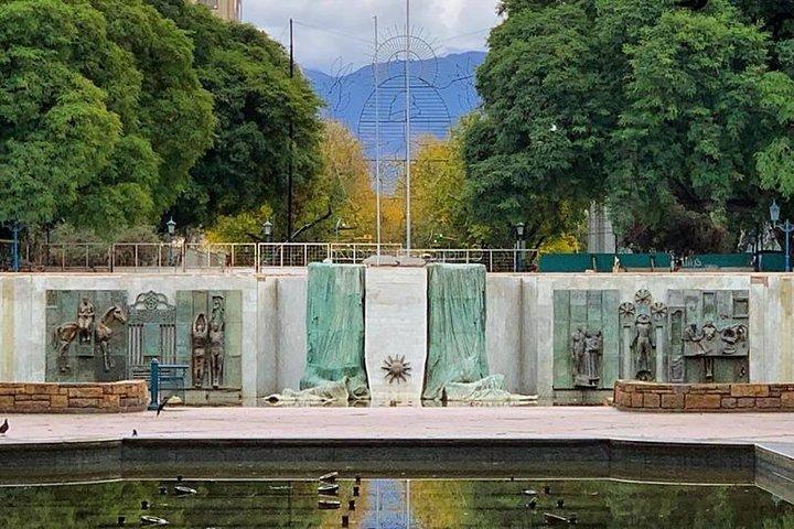 Walking City Tour + Wine Tasting, Mendoza, ARGENTINA