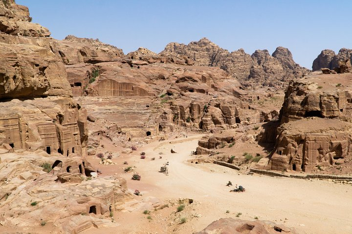 Petra Day Trip from Jerusalem, Jerusalen, ISRAEL