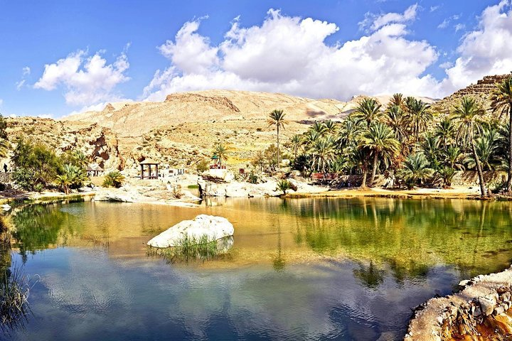 3 Day Package TOUR JASMIN, Mascate, OMAN