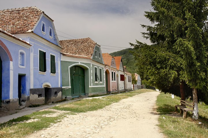 Private Day trip to Sighisoara and Viscri village from Brasov, Brasov, ROMÊNIA