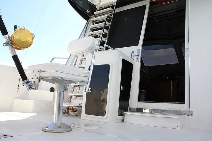 Punta Cana Private Fishing Charter on 39 Foot Boat, Punta de Cana, REPUBLICA DOMINICANA