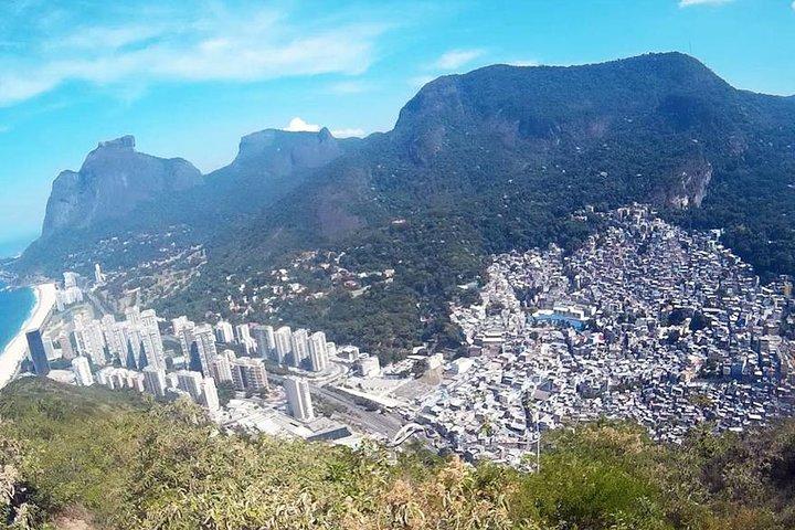 Favela Walking Tour in Rio de Janeiro, Río de Janeiro, BRASIL