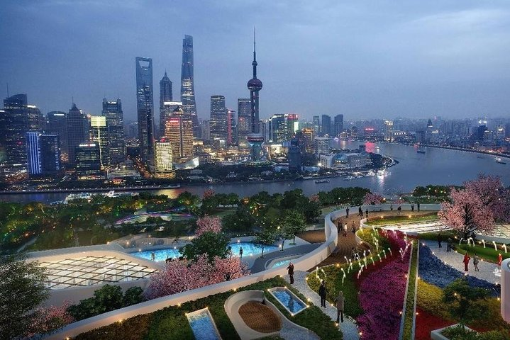 Shanghai Authentic Dinner and Night River Cruise with Rooftop Bar Hopping Option, Shanghai, CHINA