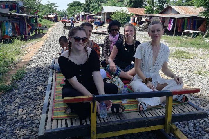 Test Of Battambong, Battambang, CAMBOYA