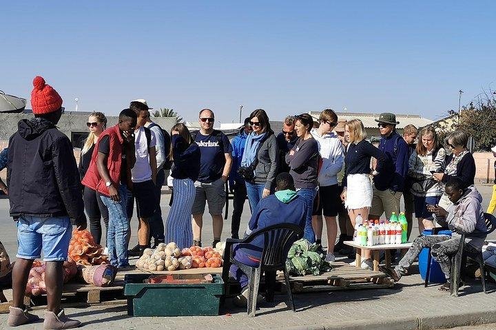 Swakopmund City and Mondesa Township Historical Day Tour, Swakopmund, NAMIBIA