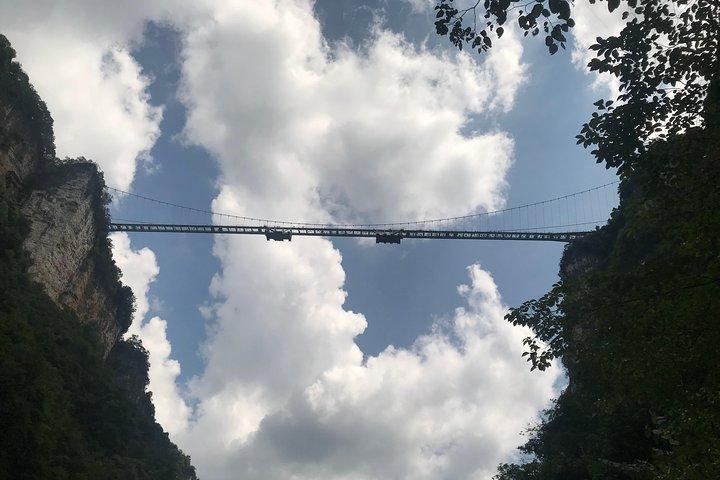 5 Days Zhangjiajie Mountains&Fenghuang Ancient Town Tour(5-star Hotel), Zhangjiajie, CHINA