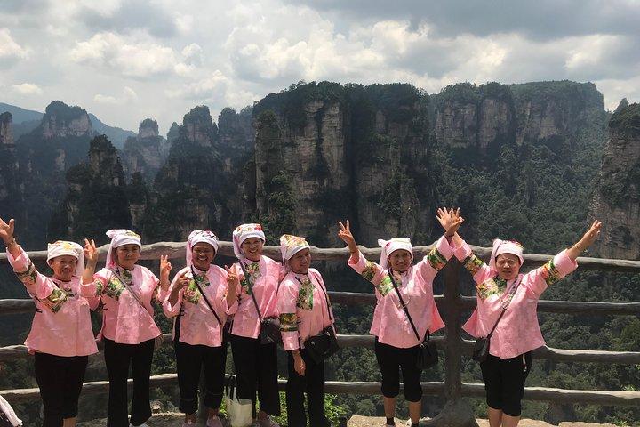 5 Days Zhangjiajie & Around Exciting Tour (5-star Hotel), Zhangjiajie, CHINA