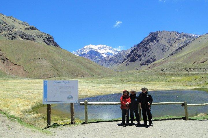 Trekking Aconcagua Plaza Francia, Mendoza, ARGENTINA
