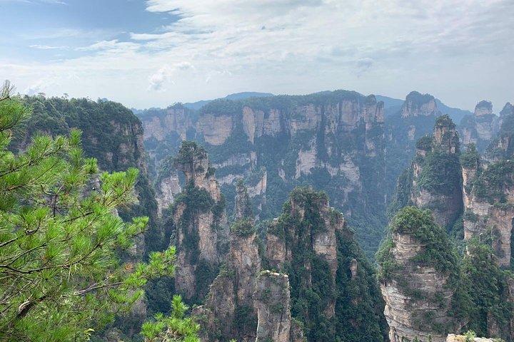 4-Day Zhangjiajie Geopark Explore Private Tour, Zhangjiajie, CHINA