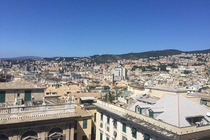Genoa private guided tour, the explorer Columbus house, the superb Cathedral, Genova, ITALIA