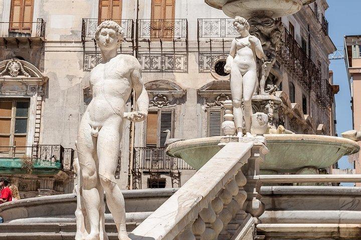 Palermo & Monreale, Cefalu, Itália