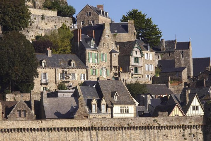 Mont Saint Michel Shore Excursion Small Group Day Trip from Le Havre, El Havre, França