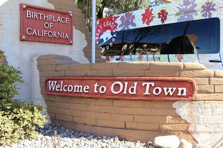 The San Diego Tour: La Jolla, Old Town, Gaslamp and Coronadofrom OC & Anaheim, Dana Point, CA, ESTADOS UNIDOS