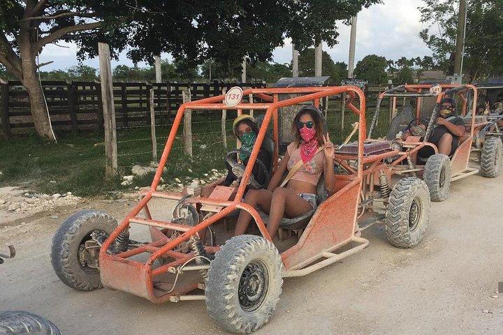 Dune Buggy / ATV / Safari / Cave / Beach / Adventure, Punta de Cana, REPÚBLICA DOMINICANA