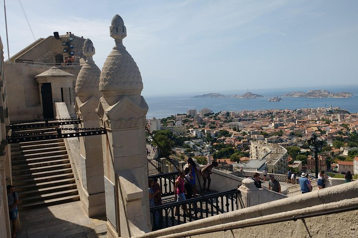 Guided Tour in Marseille: Port & Old City, Marsella, FRANCIA