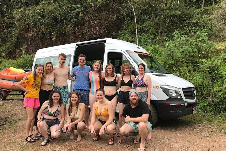 Ecuador Van Services - Buses - Shuttles, Baños, ECUADOR