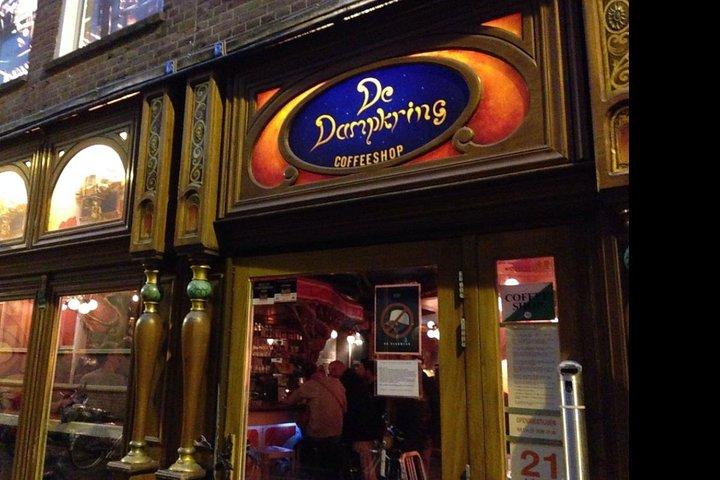 Amsterdã cultura de cafés e degustação de comida a pé, Amsterdam, HOLANDA