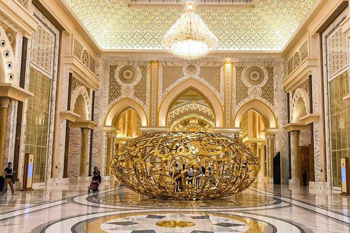 Abu Dhabi Modern City Tour, Abu Dabi, EMIRATOS ARABES UNIDOS