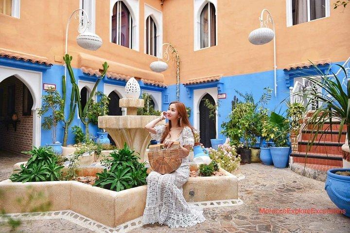 fez chefchaouen 2 days tour via meknes, Fez, MARRUECOS