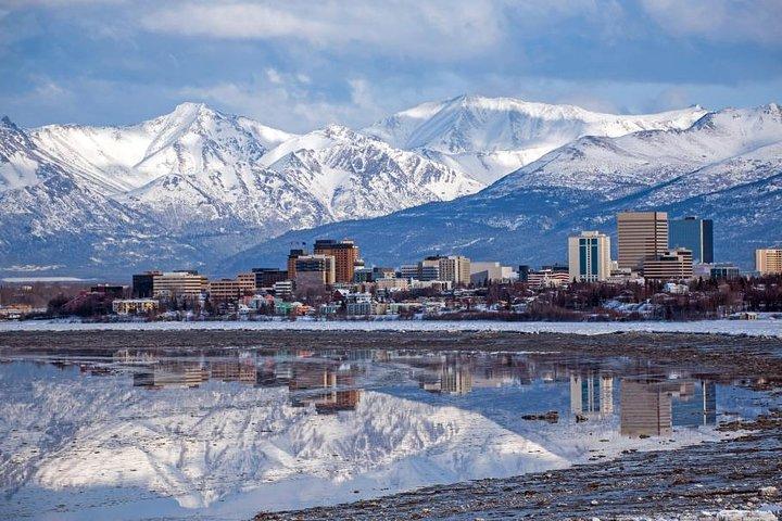 Anchorage Scavenger Hunt: Mushing Through Anchorage, Anchorage, AL, ESTADOS UNIDOS