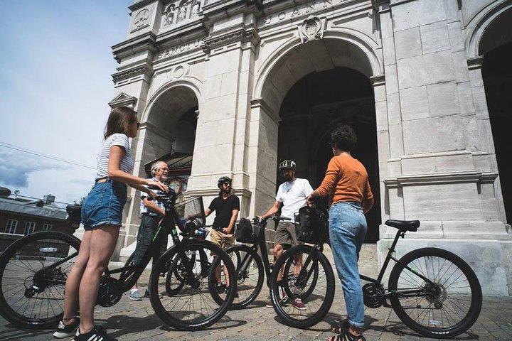 Quebec City Bike Tour: The Essentials, Quebec, CANADÁ