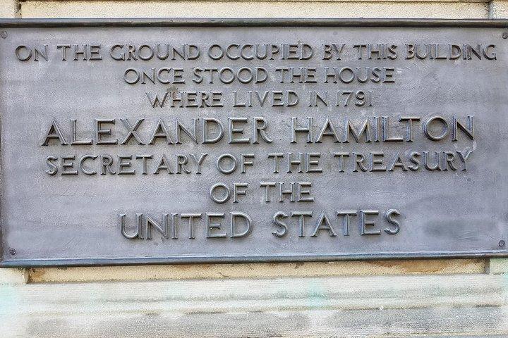 Alexander Hamilton Private Group History Tour in Philadelphia, Filadelfia, PA, ESTADOS UNIDOS