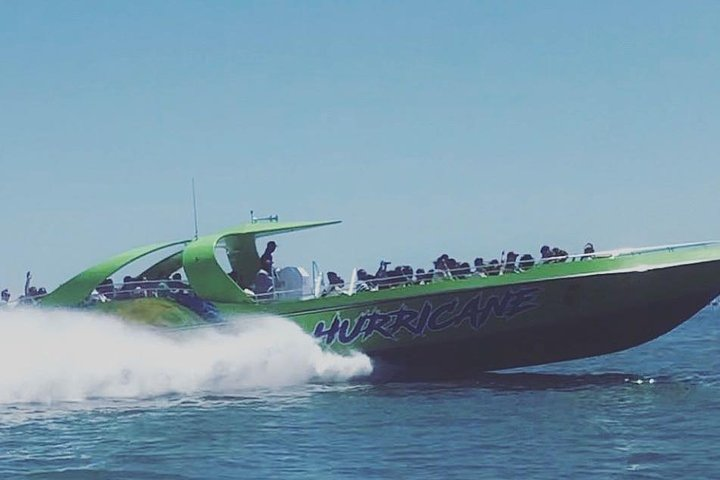 Sightseeing Hurricane Speedboat Tour of Miami, Miami, FL, UNITED STATES