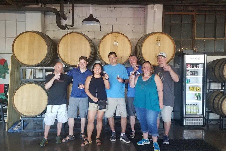 Craft Brewery 3 Stop Hop, Cincinnati, OH, ESTADOS UNIDOS