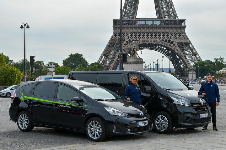 Traslado privado para llegadas a París: Charles de Gaulle (CDG) u Orly (ORY), Paris, FRANCIA