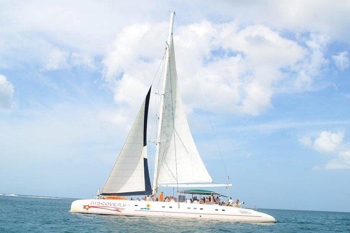 Full-Day Cruise in Saona Island/ Snorkeling, Punta de Cana, REPUBLICA DOMINICANA