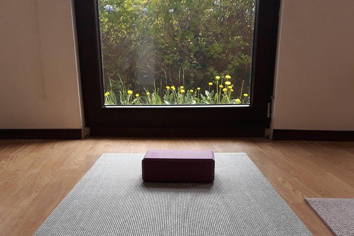 Hatha Yoga Class, Bansko, Bulgaria