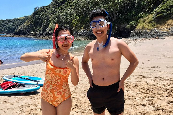 Bay of Islands Cruise & Island Tour - Snorkel, Hike, Swim, Paddleboard, Wildlife, Bahia de Islas, NUEVA ZELANDIA