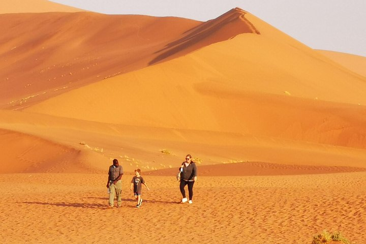 3 Day Sossusvlei Private Guided Camping Tour, Swakopmund, NAMIBIA