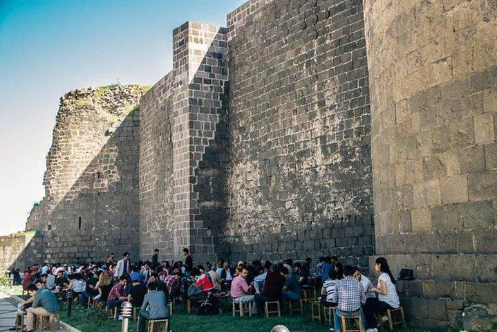 Mesopotamia 7 Day Tour to Diyarbakir, Mardin, Urfa and Nemrut, Diyarbakir, Turkey
