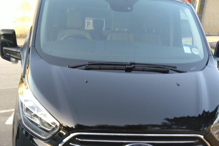 Van Hourly Rental With Professional Driver's. Price Is Per Hour, Mellieha, MALTA