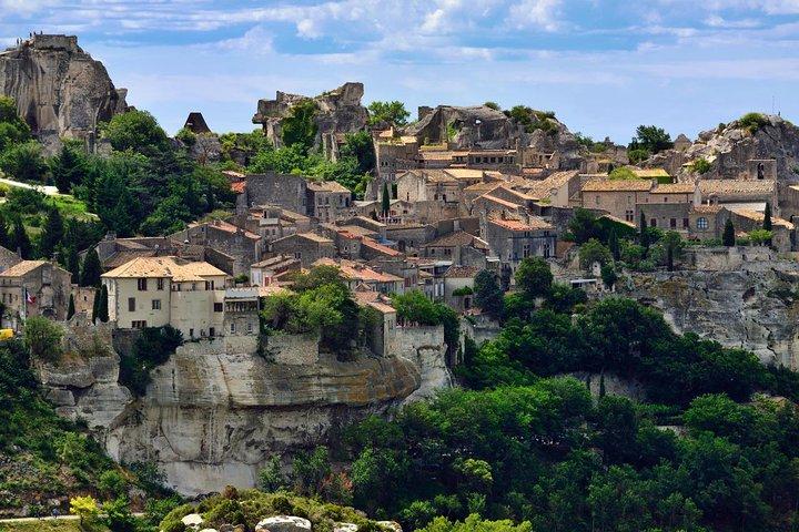 Saint Rémy de Provence & Les Baux de Provence Tour, Toulon, FRANCIA