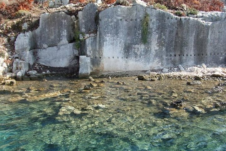 Private Boat Trip to the Beautiful Kas Islands, Kas, TURQUIA